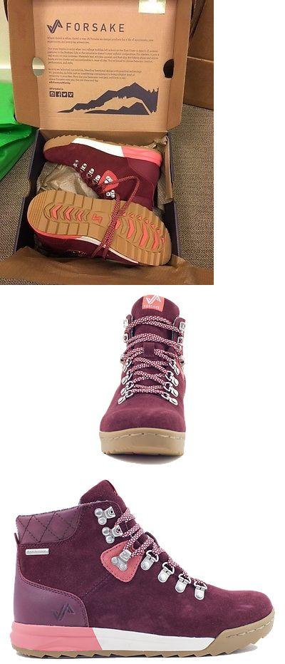 547bc586daee4 Womens 181393  Forsake Patch - Women S Waterproof Premium Leather Hiking  Boot (8.5