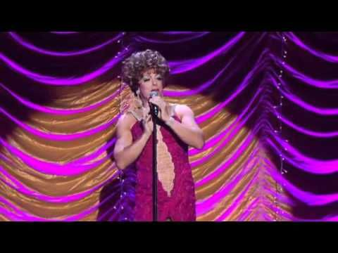 John Barrowman Sings As Zaza From La Cage Aux Folles John Barrowman John I Movie