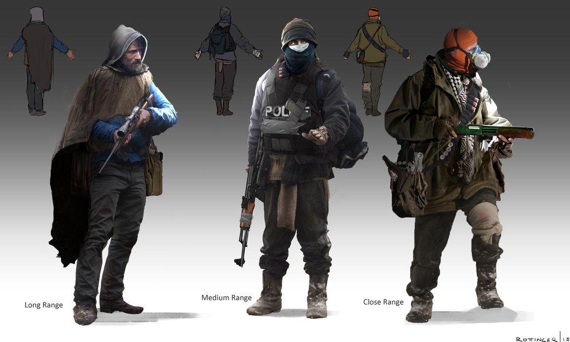 4-1-15_Generic Enemies by BlakeZ.deviantart.com on @DeviantArt