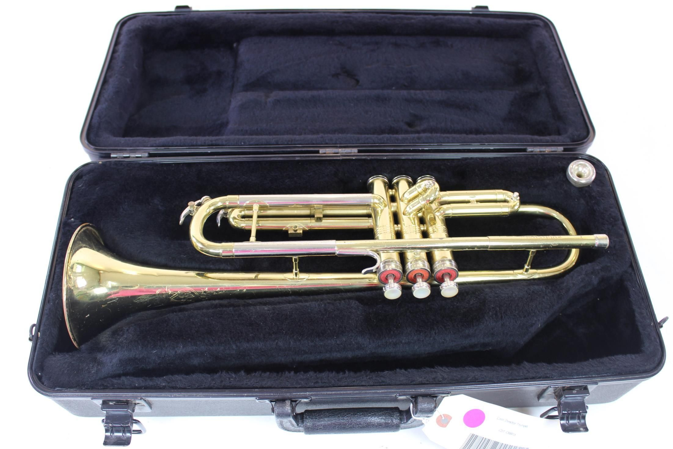 Conn Director Trumpet with Gibson Baldwin Case by GabesTrumpets ...