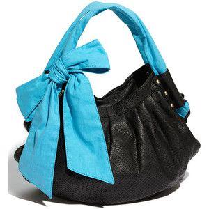 Tulu Jacy bow hangbag