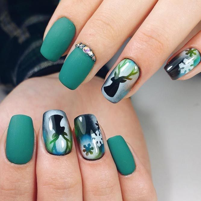 27 Season Nails Art Ideas That Youll Want To Try Right Now