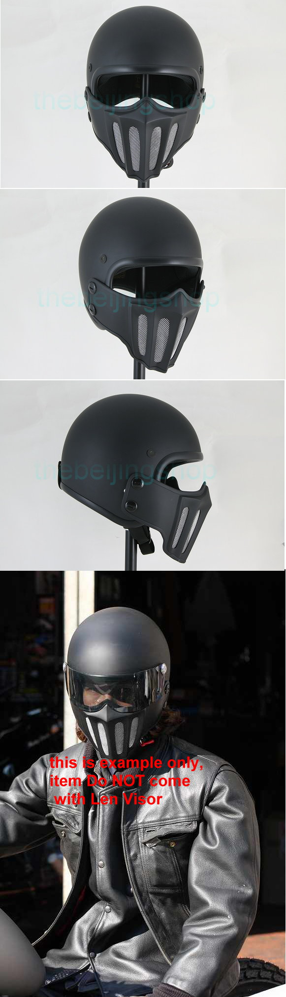 Tt Samurai Mask With Jet Open Face Motorcycle Helmet Pined By Http Paydayloansturbo Com Fast P Motorcycle Helmets Open Face Motorcycle Helmets Biker Helmets