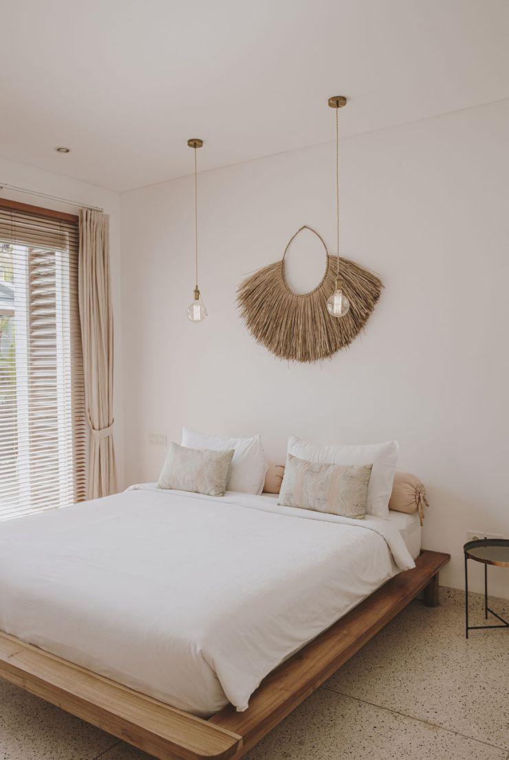Une maison de rêve à Bali pour les vacances  Idée déco chambre