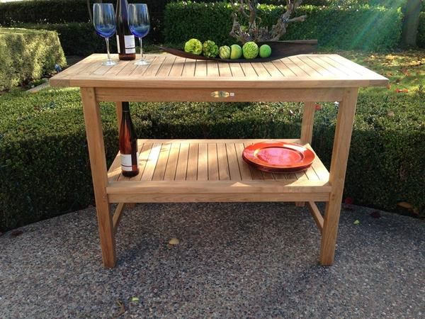 Classic Teak Buffet Table Is One Of The Favorite Online Ordered Items  Because Itu0027s So Adaptable