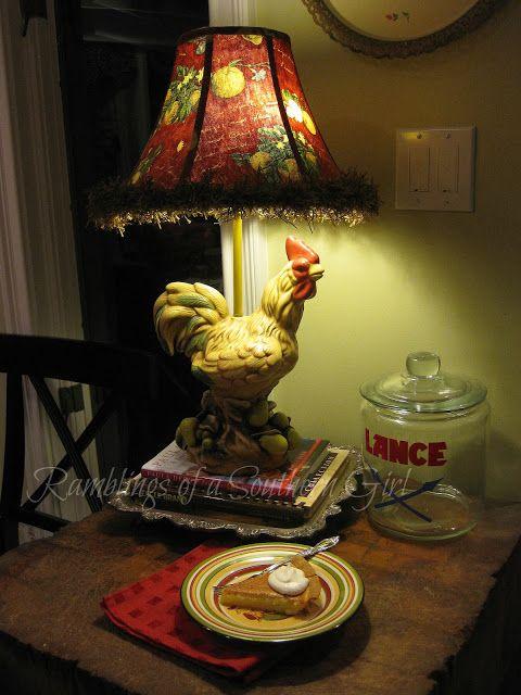 Ramblings of a Southern Girl: Lemon Chess Pie