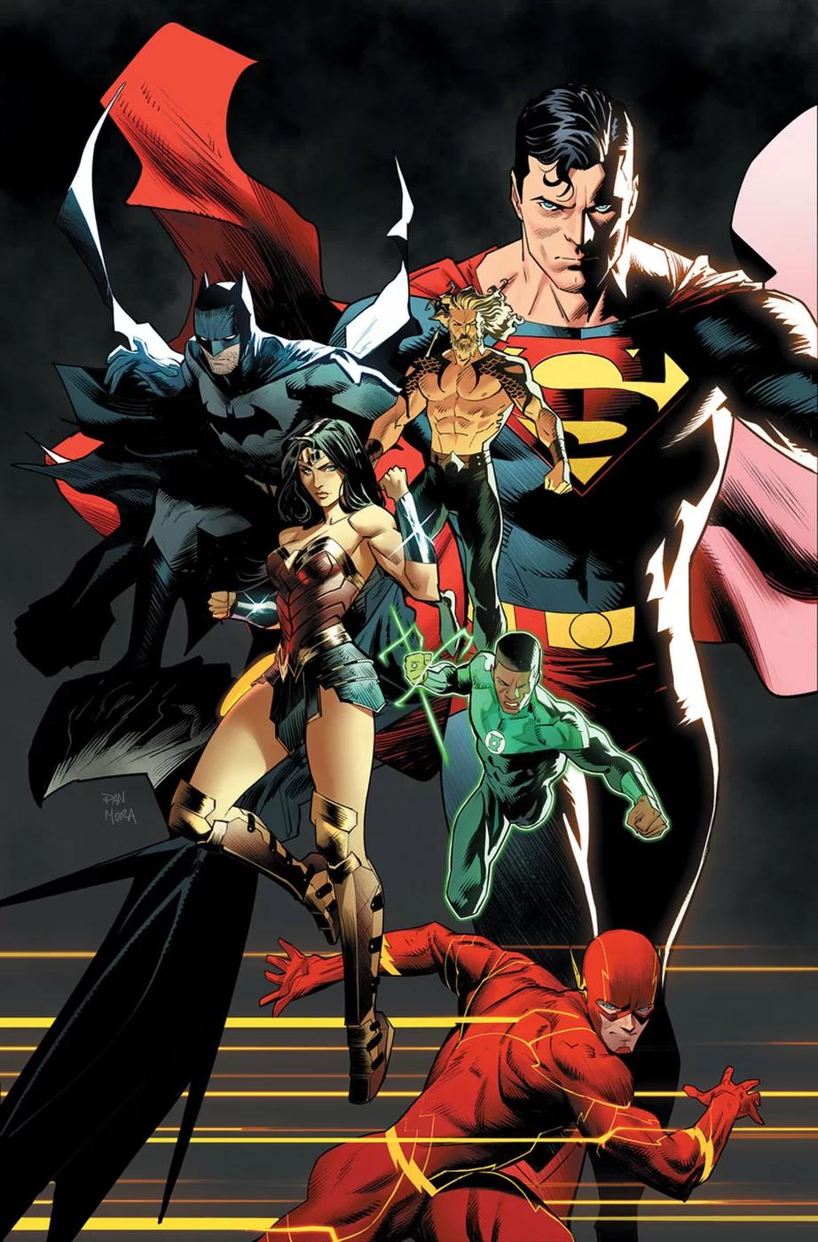 DC Comics APRIL 2020 Solicitations 2020 코믹 아트, 아트