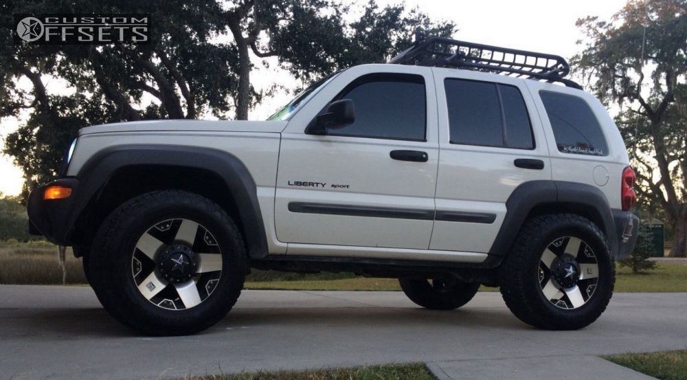 2002 Jeep Liberty Lifted 984 13 2002 Liberty Jeep Suspension