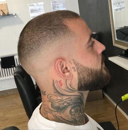 Haircut For Men Fade Latino 34 Ideas Haircuts For Balding Men Faded Hair Mens Haircuts Fade