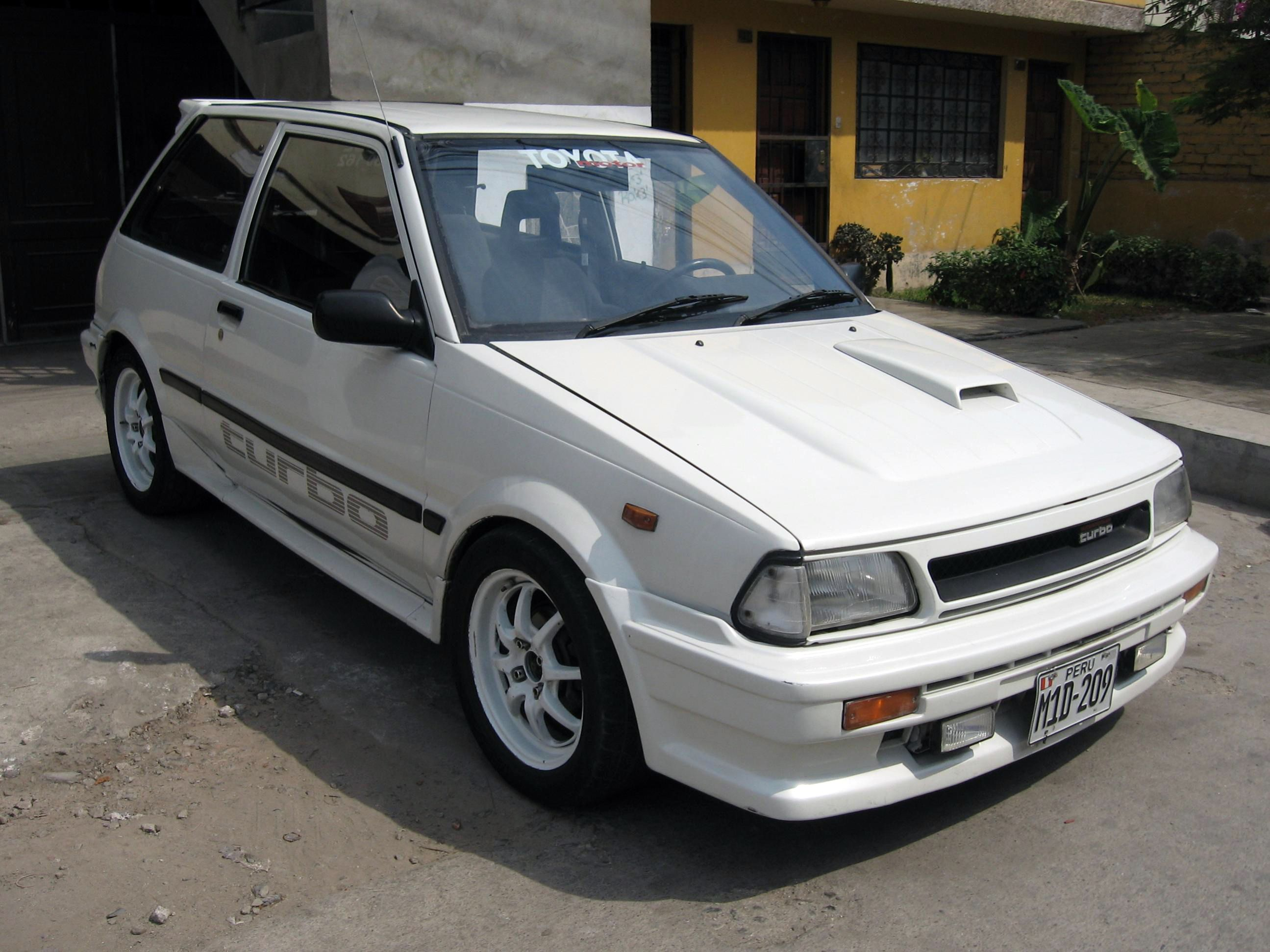 toyota starlet ep71 turbo r classic cars pinterest toyota starlet toyota and cars. Black Bedroom Furniture Sets. Home Design Ideas