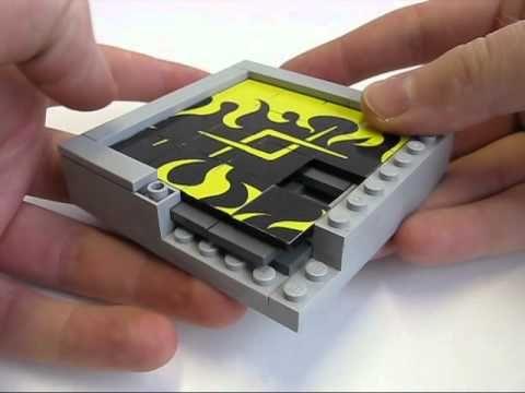 Lego Sliding Puzzle Tutorial Legooooo Lego Lego