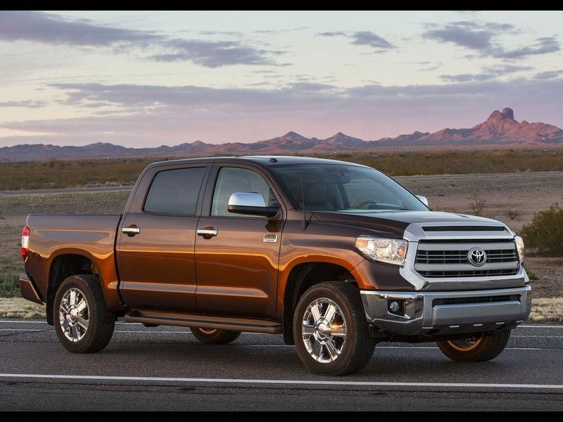 Toyota · تويوتا   2014 Toyota Tundra Review