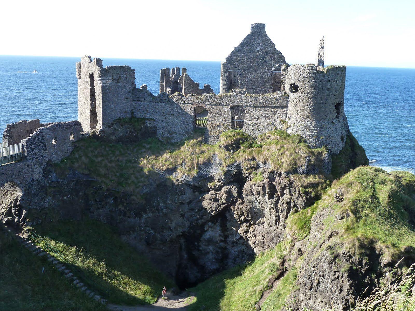 Travels with Shep: Northern Ireland: The Antrim Coast