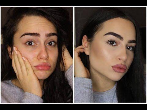 My 15 Minutes Everyday Glam I Aylin Melisa Youtube Glam Beauty Make Up