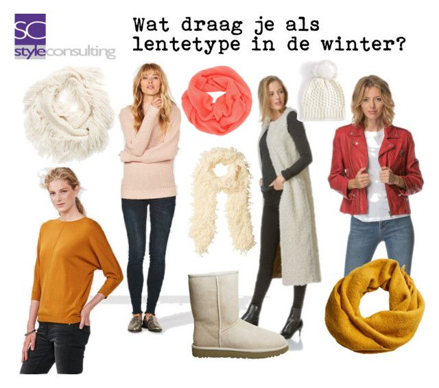 """Wat draag je als lentetype in de winter?""By Margriet Roorda-Faber, Style Consulting."
