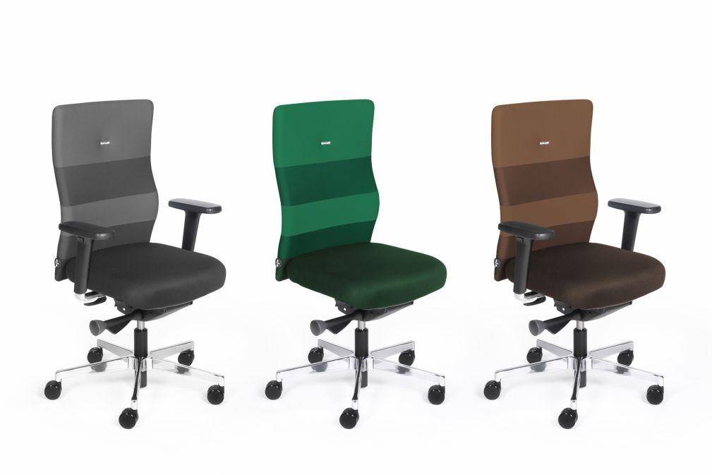 Lento Bürostühle lento hat 6 grundtypen bestimmt die die basis des farbprogramms