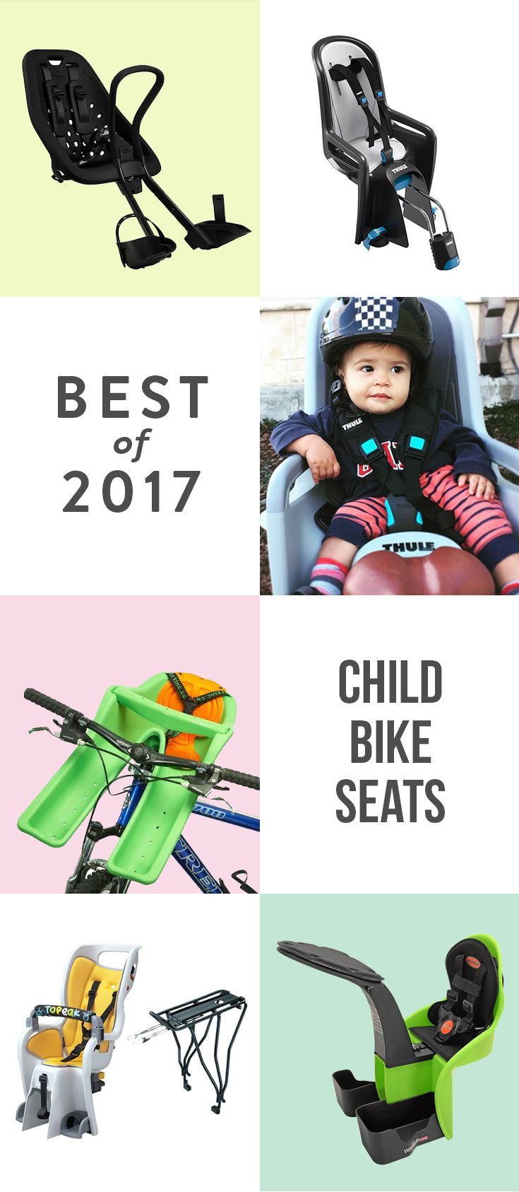 Baby on Board Baby tech, Child bike seat, New baby products
