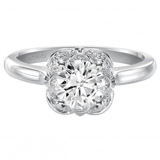 Adele Engagement Ring 14kw 31 V396erw E Shop Engagement Rings Engagement Rings Diamond Engagement Rings