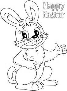 Printable Easter Bunny Free