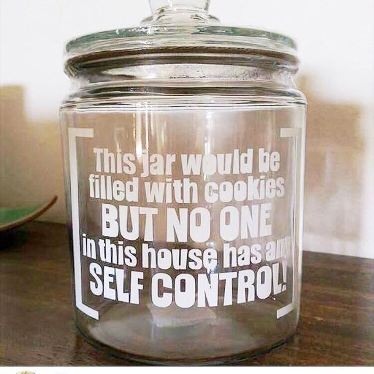 I Need This Cookie Jar Alissab327 Is Brilliant Noselfcontrol Cookie Jar Decoration Cookie Jars Diy Glass Cookie Jars