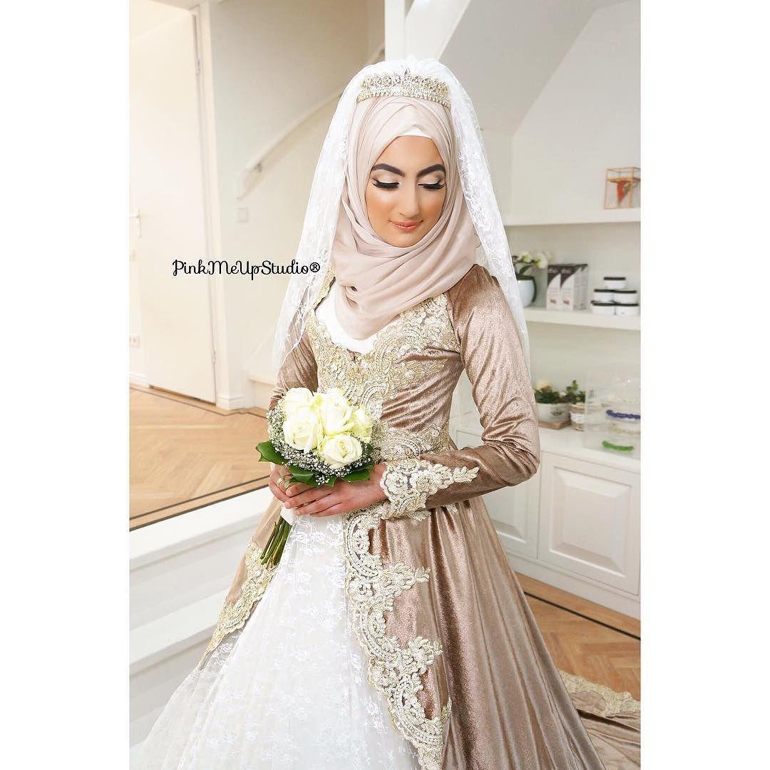 Oki Setiana Dewi OSD Bridal Hijab Bride Muslim Wedding Dress