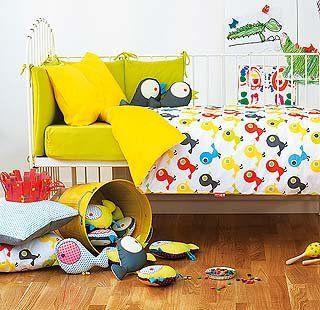 Buena idea para el cuarto de nuestros nenes