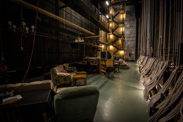 The Benedum Center Backstage Pittsburgh Secrets Pinterest