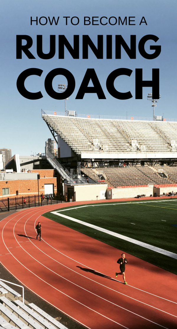 With your running coach certification, you may want to start a ...