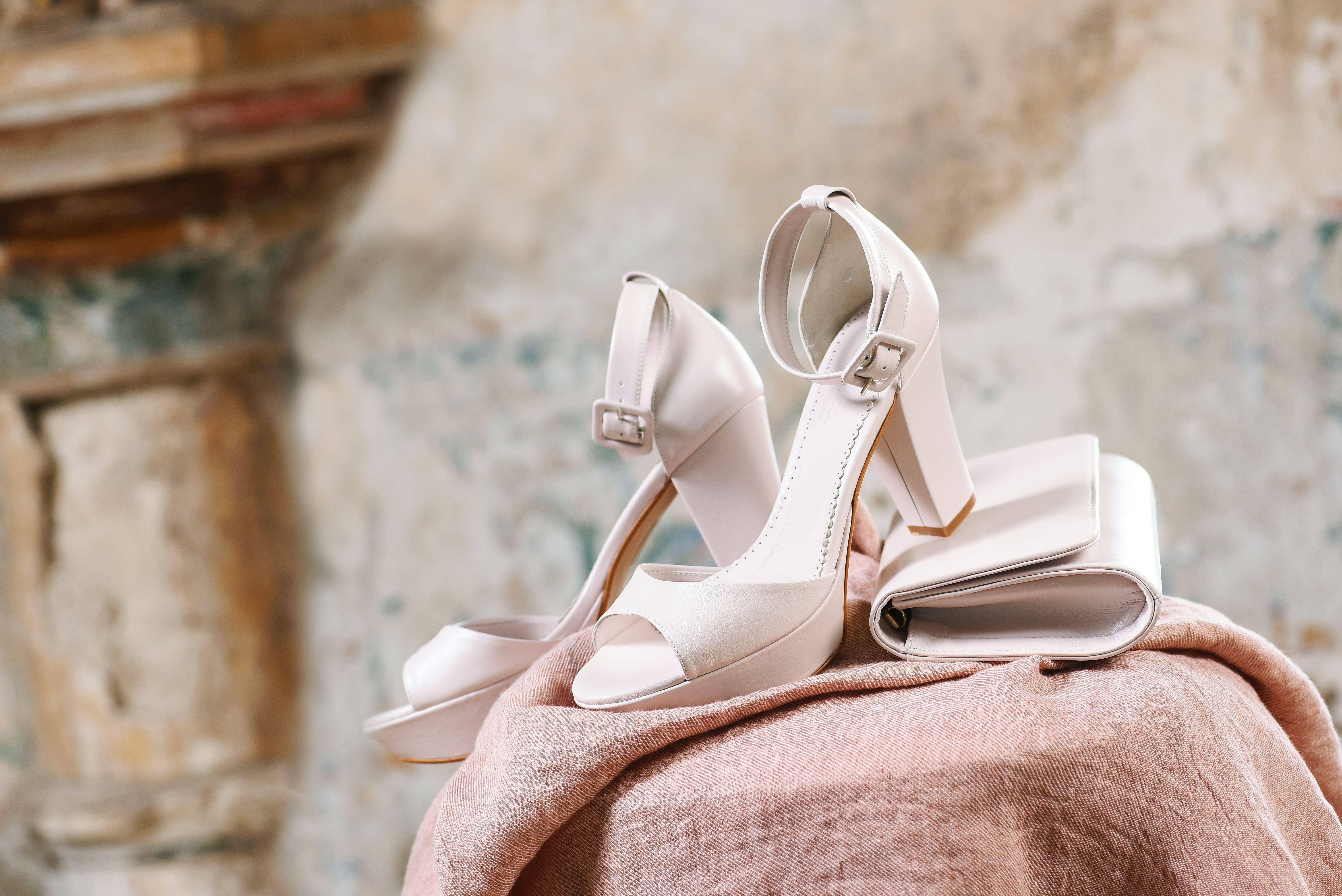 big sale 60ef2 f5c62 Scarlett von Fiarucci Bridal. Ein Schuh in der trendy ...