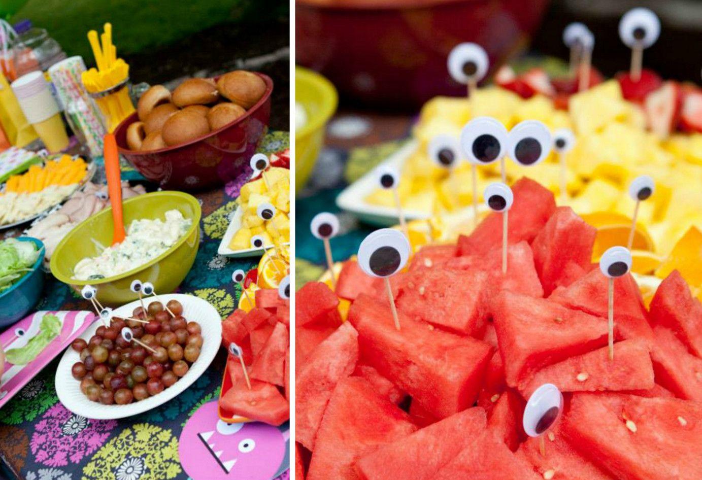 1st Birthday Party Food Ideas 1st Birthday Ideas