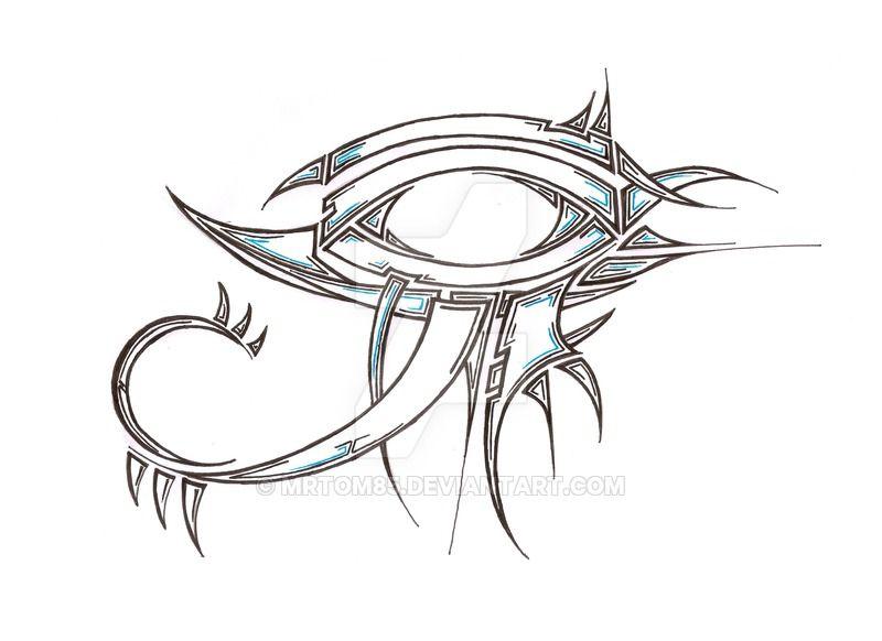 eye of Ra by mrtom85.deviantart.com on @DeviantArt