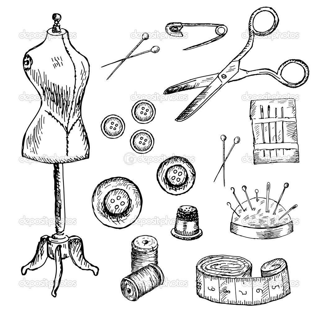 Manequim desenhos pesquisa google arte pinterest - Dessin de couture ...