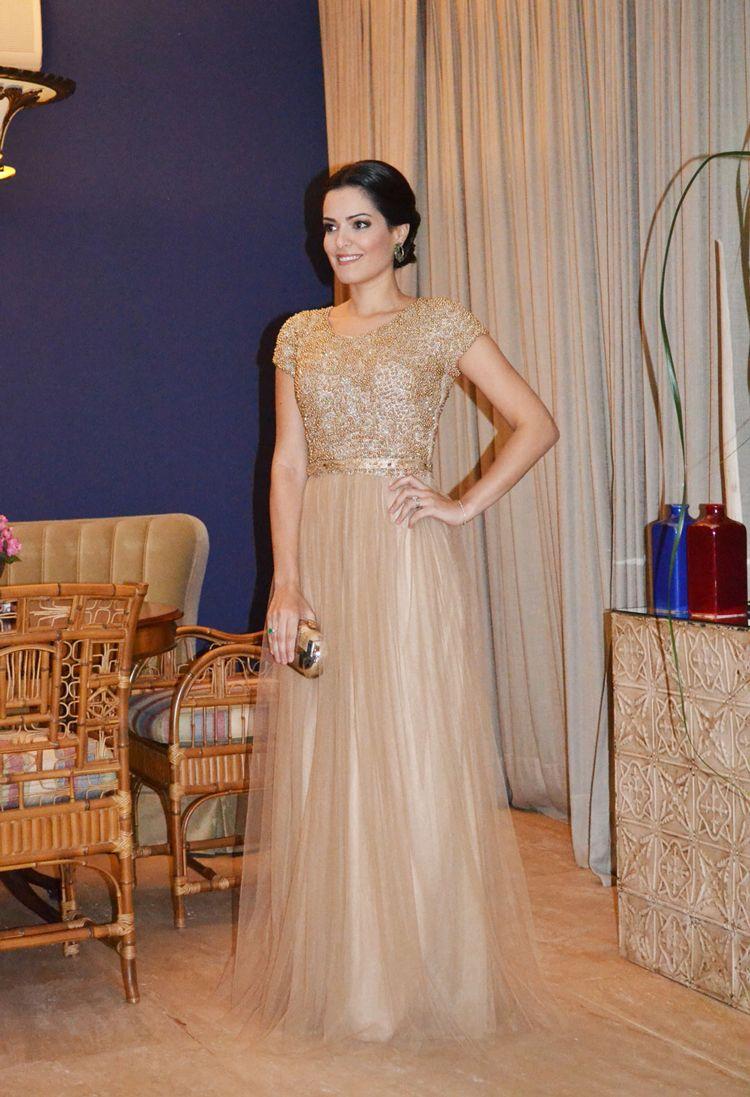 Vestidos de festa para mae da noiva 2015