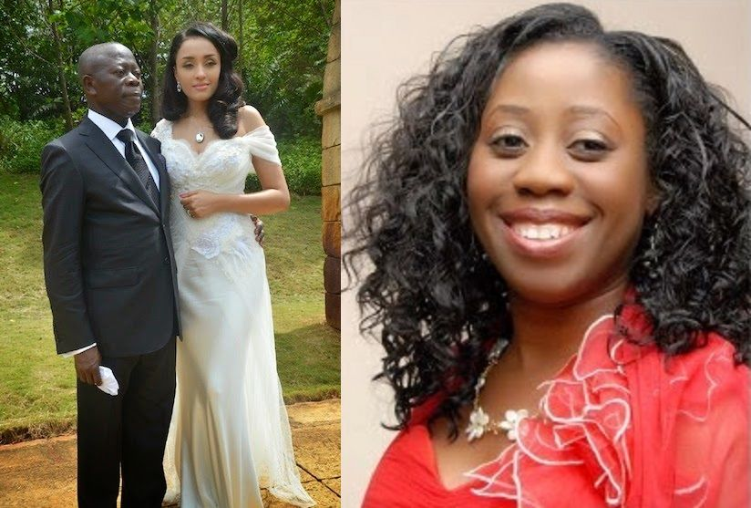 Revealed: Oshiomole's daughter opens up on why she didn't attend father's wedding (READ)