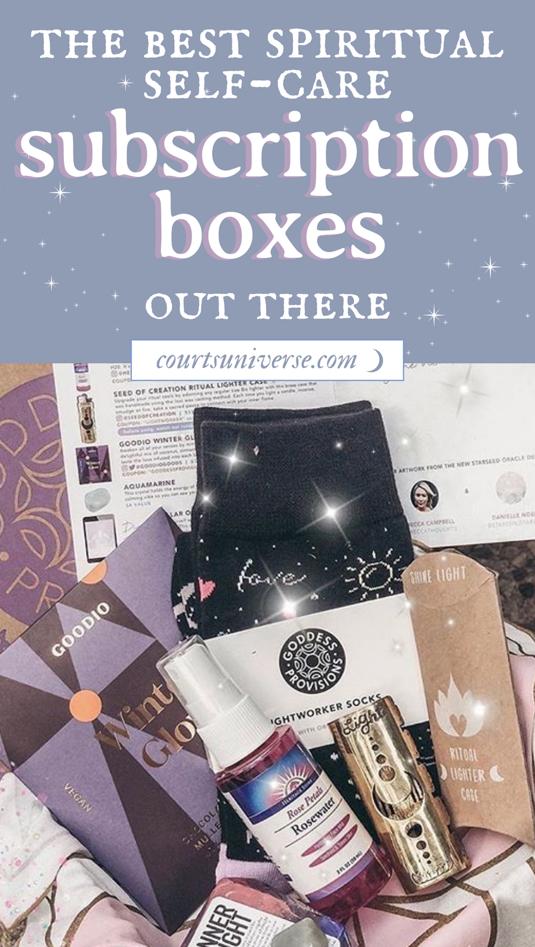 The Best Spiritual Self Care Subscription Boxes
