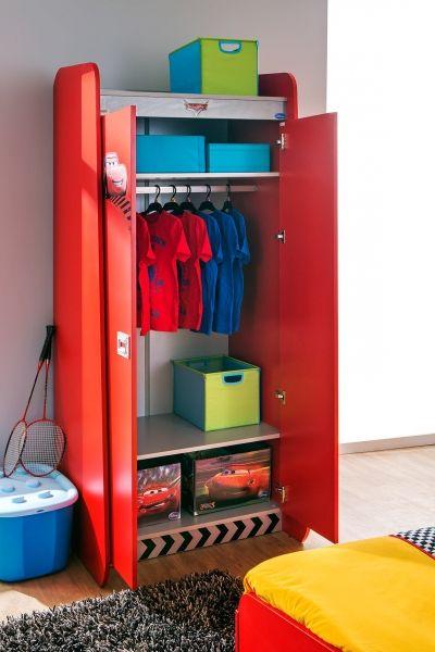Kleiderschrank Cars, 85 x 210 cm | Kinderzimmer Cars | Pinterest ...