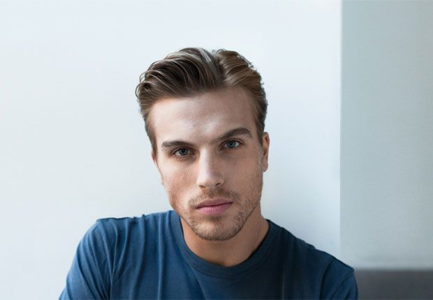 How To Get The Hairstyle Of The Moment Thin Hair Men Side Part Haircut Side Part Hairstyles