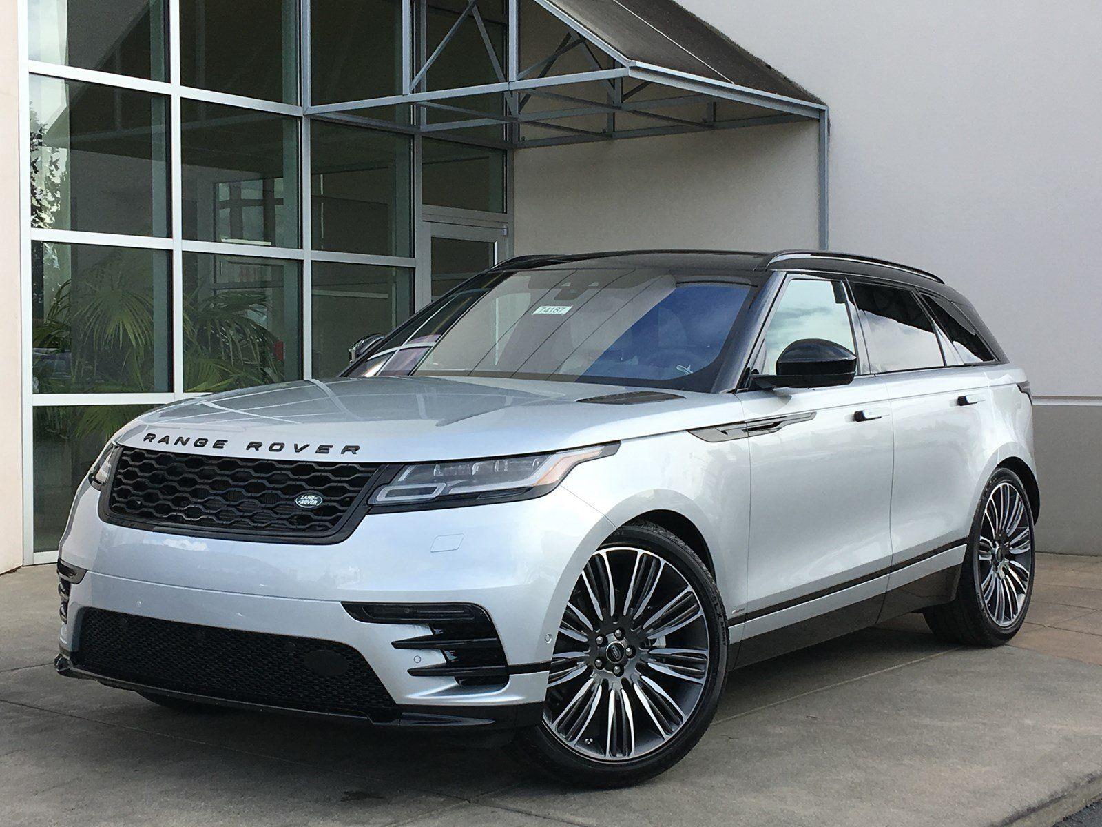 New 2019 Land Rover Range Rover Velar RDynamic HSE Sport