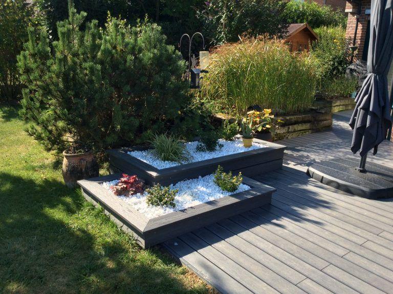 Amenagement Jardin Modification Terrasse Terrasse En Bois Arras 62 Amenagement Jardin Jardins Image De Jardin