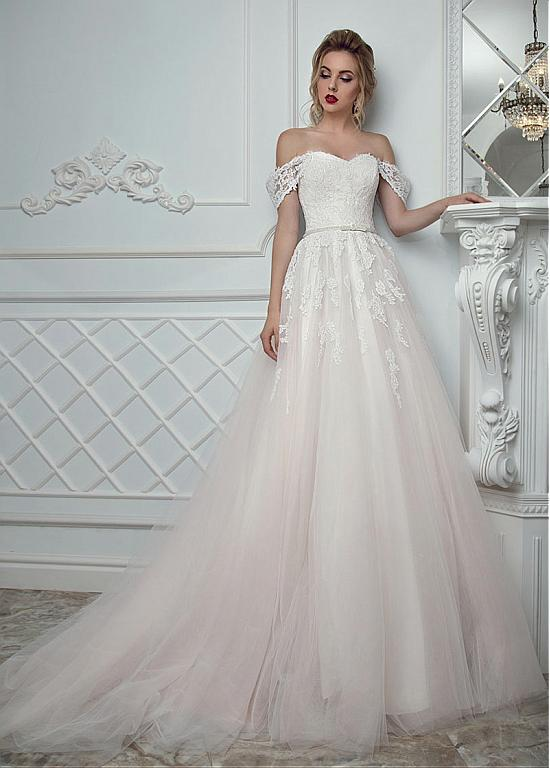 Wedding Dresses Ball Gown Fascinating Tulle Off The Shoulder
