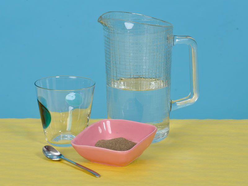 Experiment: Trockenes Wasser | Versuche | Pinterest | Science ...