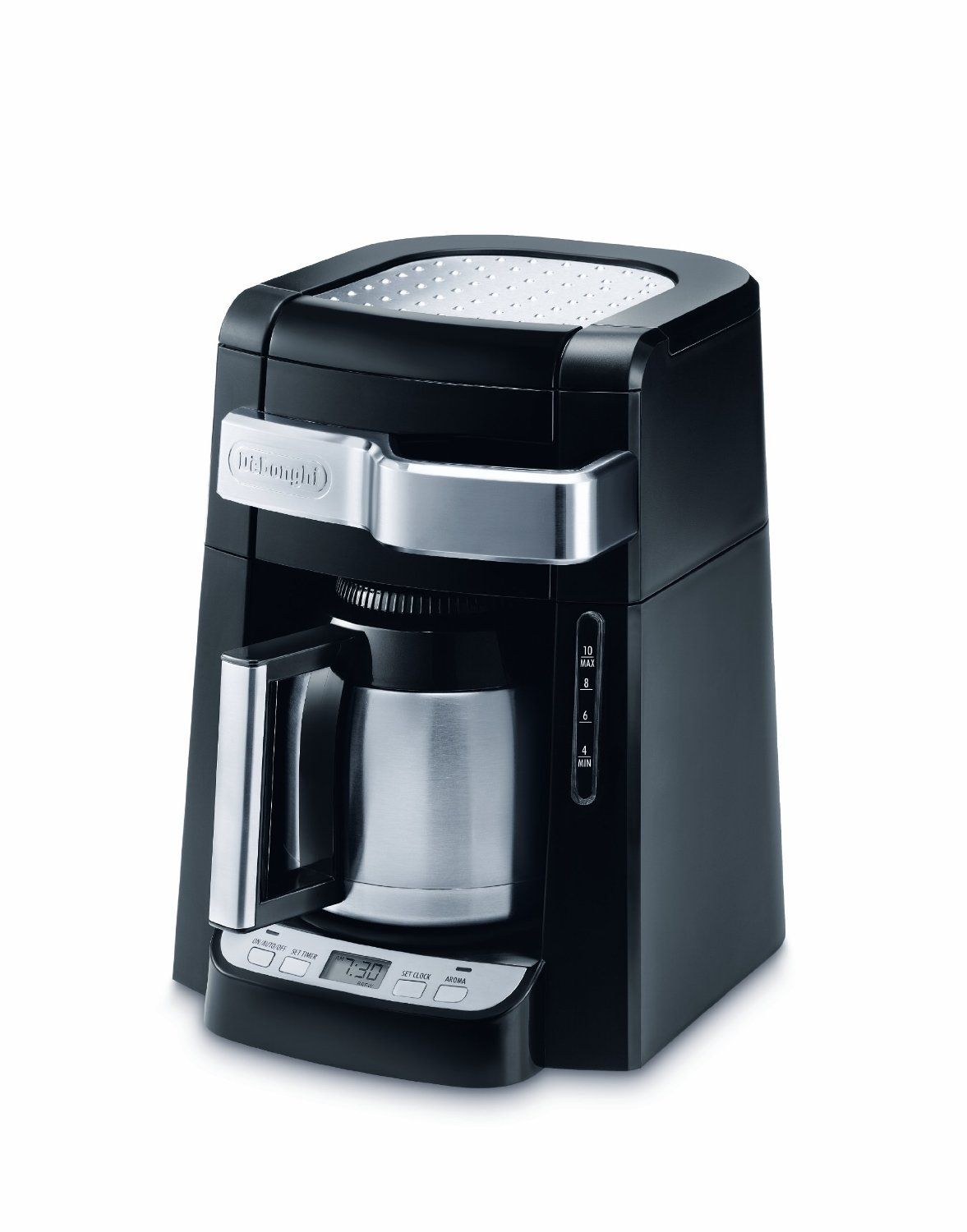 DeLonghi DCF2210TTC 10Cup Thermal Carafe Drip Coffee