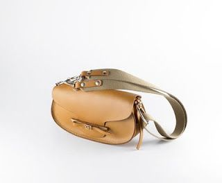 vaguely equestrian bag, Valérie Salacroux