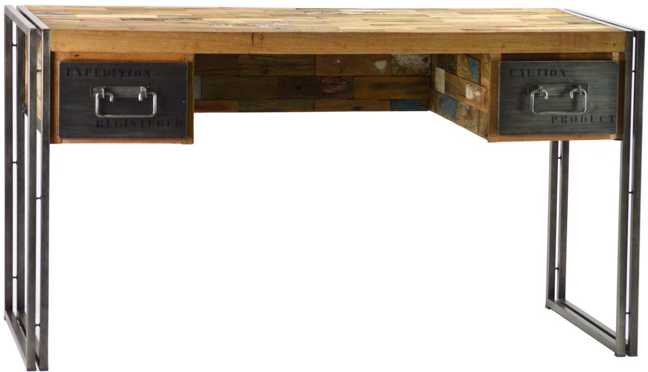 Adams Desk Upstairs Downstairs Furniture Industrial Design
