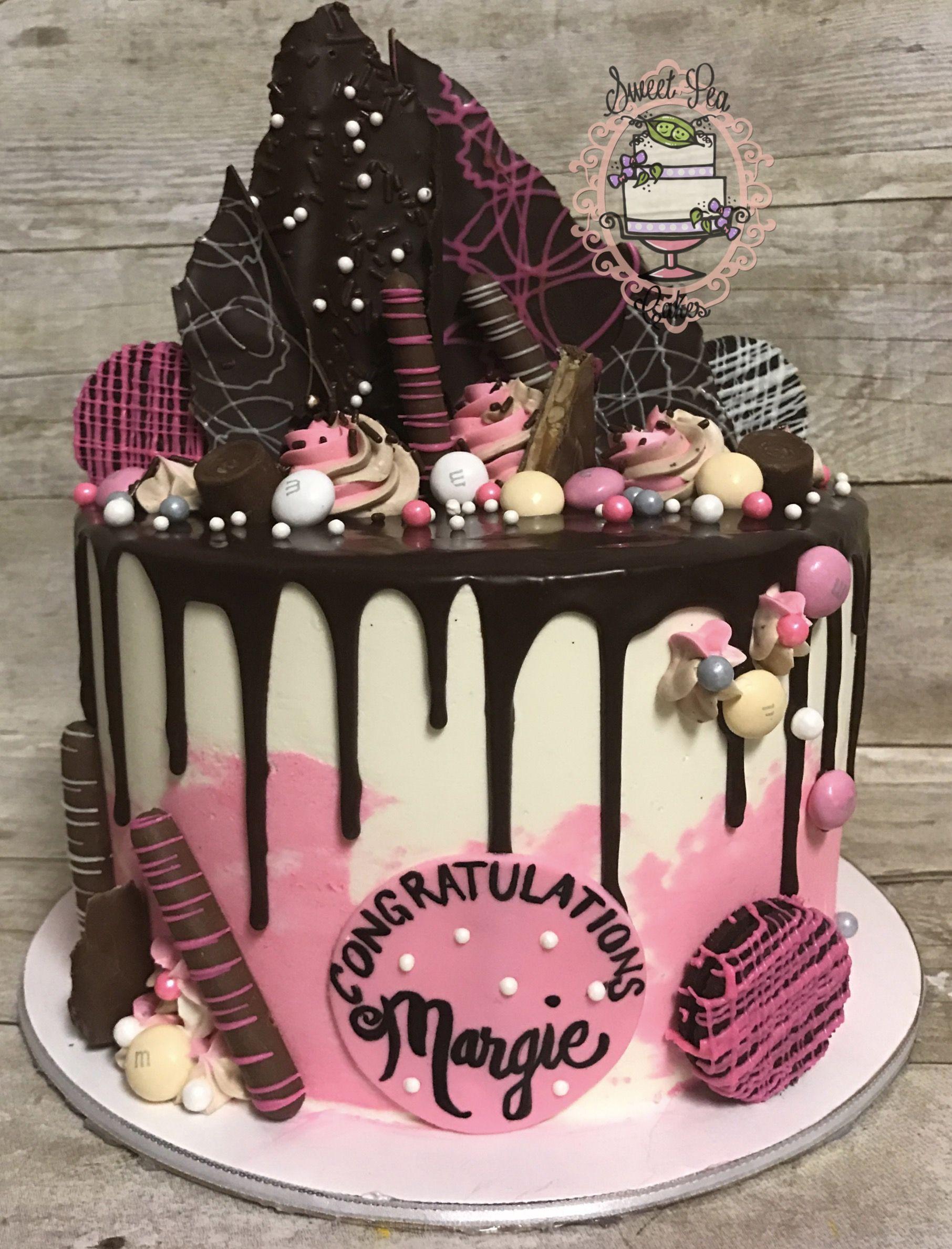 Astounding Sweet Pea Cakes Chocolate Drop Cake El Paso Tx Sweetpeacakesep Personalised Birthday Cards Vishlily Jamesorg
