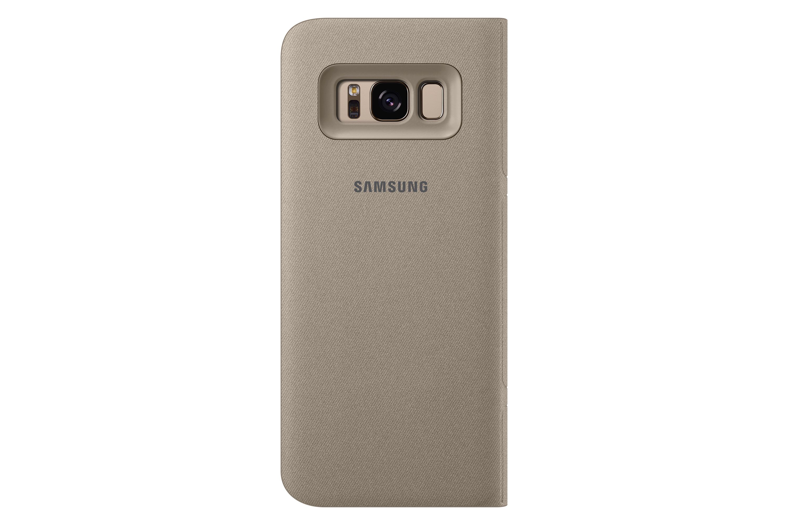 Samsung Galaxy S8 Led Cover Ef Ng950pfegww Gold Mobile Accessories Galaxy S8 Led