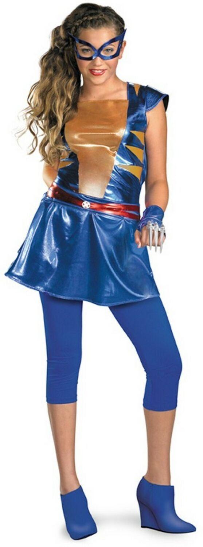 female superhero costumes for kids | Kids Wolverine Costume ...