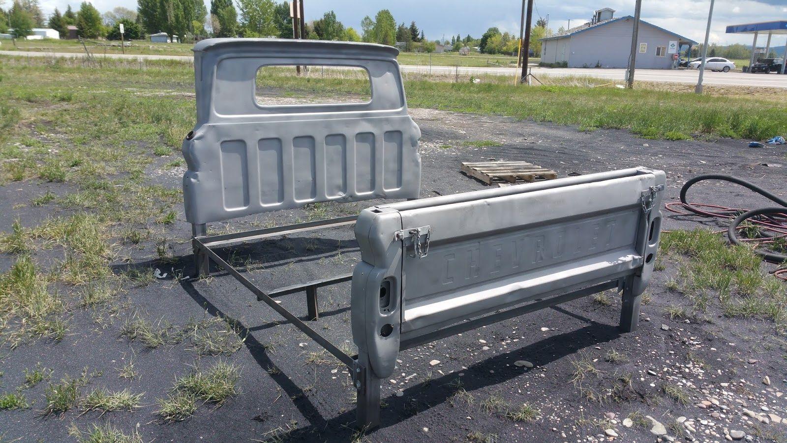 Tailgate Customs Pickup trucks bed, Pickup trucks, How