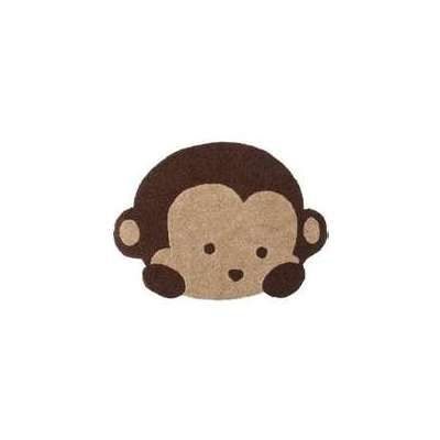 Mod Pop Pod Monkey Rug By Babies R Us 40