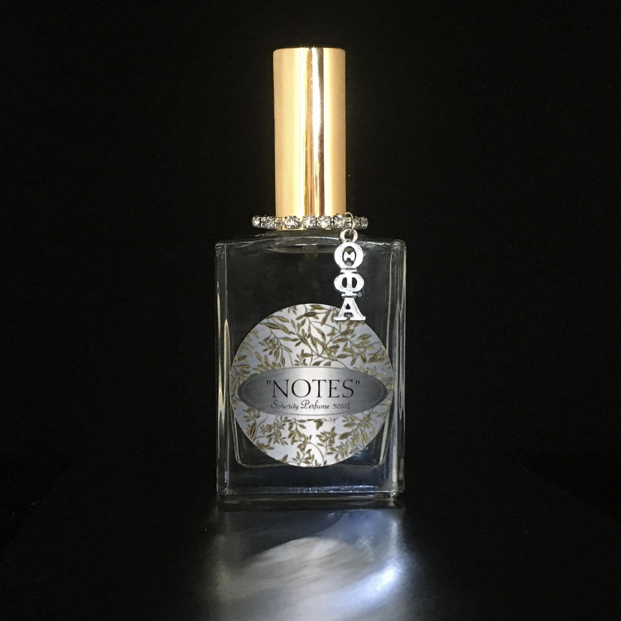"PHOTOGRAPHY by: DEBORAH LABRON Perfume/Cosmetics/Lighting   ""NOTES"" Sorority Perfume"